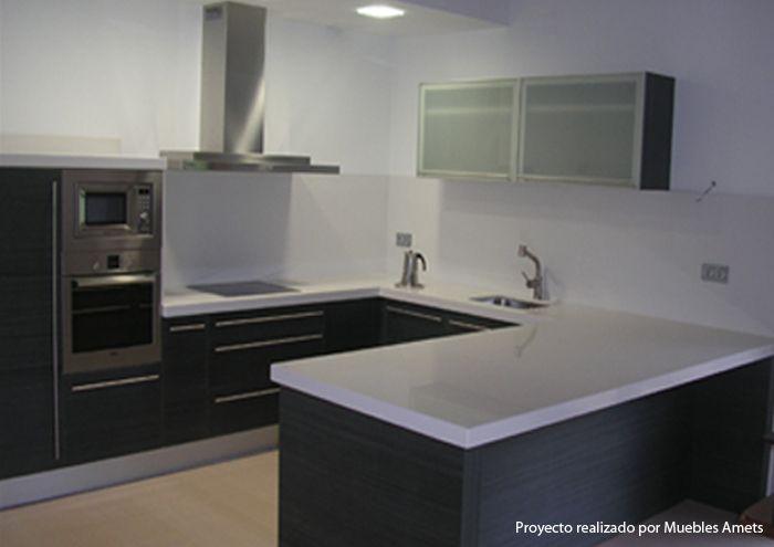 Como ganar espacio en la cocina muebles amets for Configurador cocinas