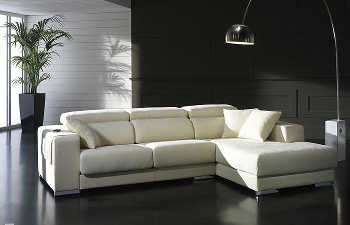 Como elegir un sof para tu sal n muebles amets for Sofas para salones estrechos