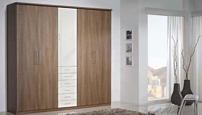 Forrar el interior de un armario muebles amets - Como forrar un armario por fuera ...