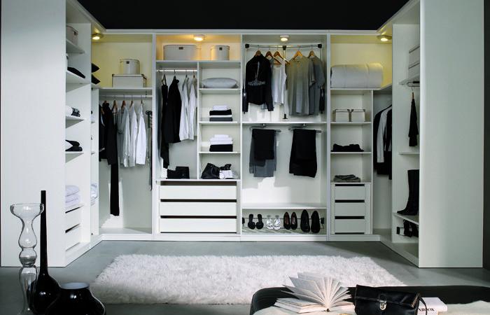 C mo dise ar un vestidor muebles amets - Disenar un armario ...