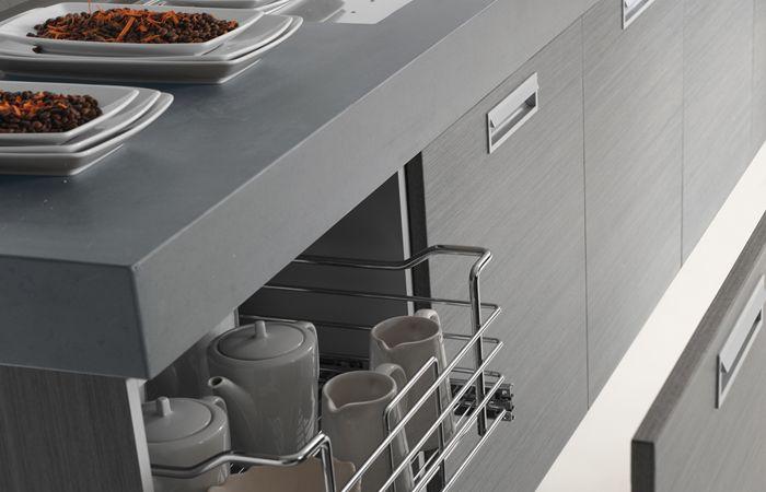 Cocinas para espacios pequeños   Muebles Amets