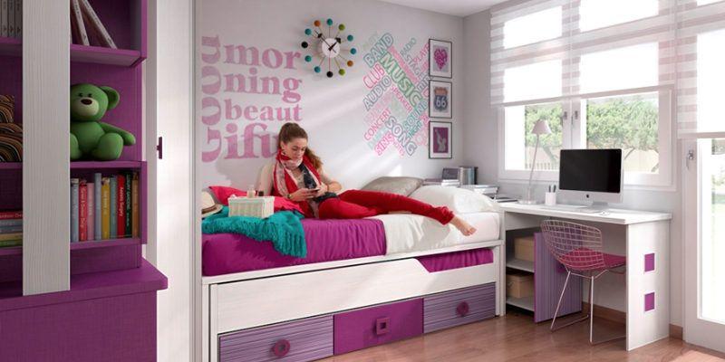 Dormitorio feng shui para ni os muebles amets - Feng shui habitacion ...