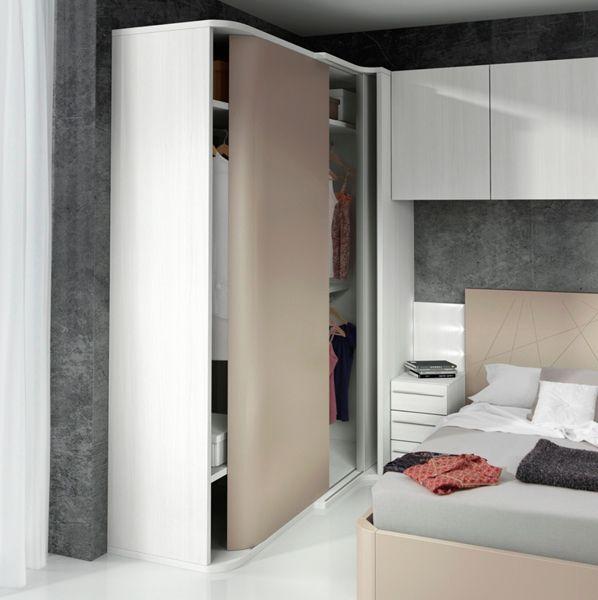 10 ideas para un dormitorio peque o muebles amets for Cocina 6 metros cuadrados