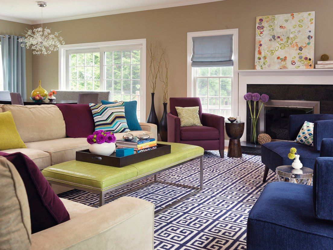Consejos Para Una Perfecta Distribuci N De La Sala De Estar  # Muebles Sala De Estar