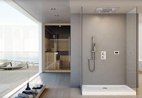 Diseno De Baño Con Jacuzzi:enero, 2015 Amets , Baños , Decoración Por Muebles Amets