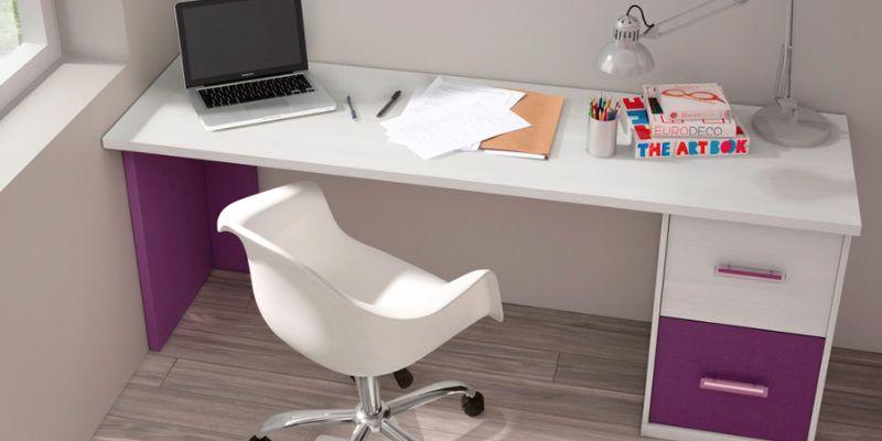 5 claves para mesas de estudio para ni os muebles amets for Mesas estudio ninos