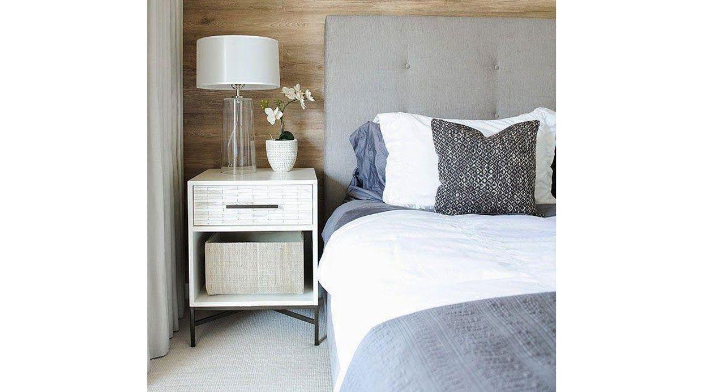 Mesa de noche conoce diferentes formas de decorarla - Decorar paredes de gotele ...