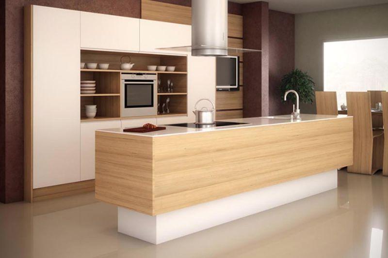 El tri ngulo de trabajo en tu cocina muebles amets for Configurador cocinas