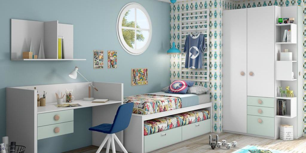 Los colores de moda para tus paredes en 2017 muebles amets for Colores de moda para pintar paredes