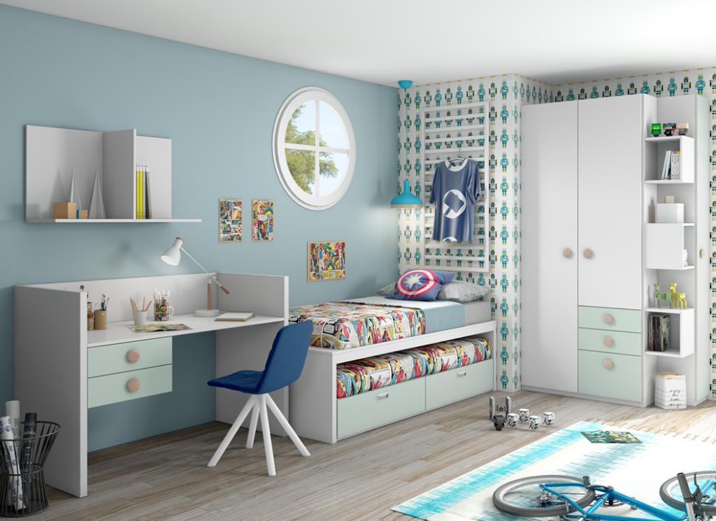 Los colores de moda para tus paredes en 2017 muebles amets - Tendencias en pintura de paredes ...