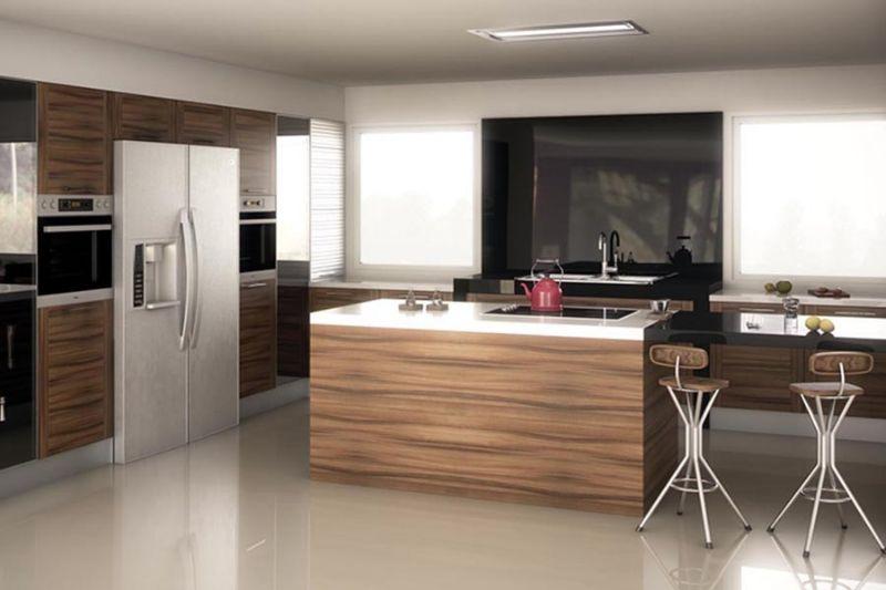 Islas de cocina un complemento para preparar alimentos for Configurador de cocinas