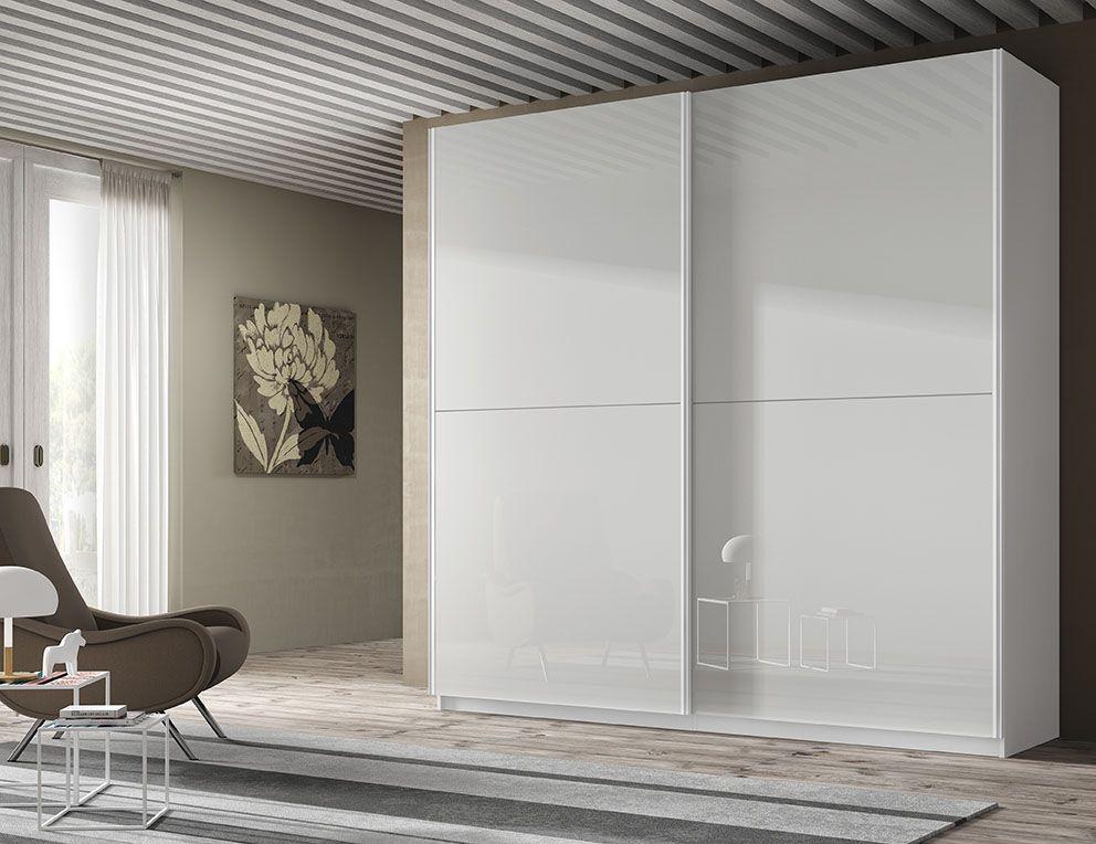 Consigue tu armario perfecto muebles amets - Armario dormitorio blanco ...