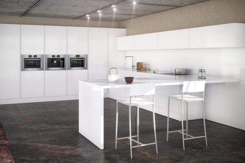 Cocinas muebles amets for Configurador cocinas